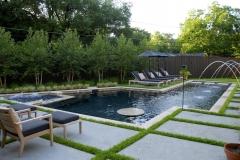 13 modern pool residential landscape design build